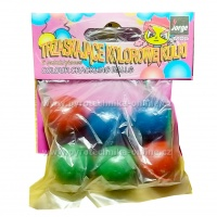 Colour Crackling Balls