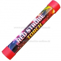 Pochodeň Red Strobe Torch